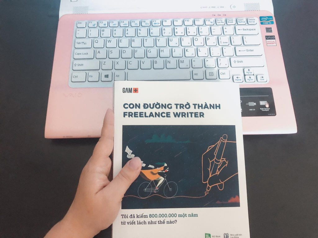 Con đường trở thành Freelance Writer